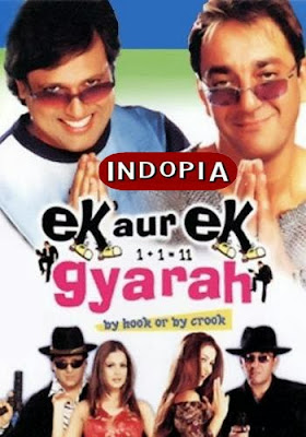 Ek Aur Ek Gyarah 2003 Hindi WEB HDRip 480p 400mb