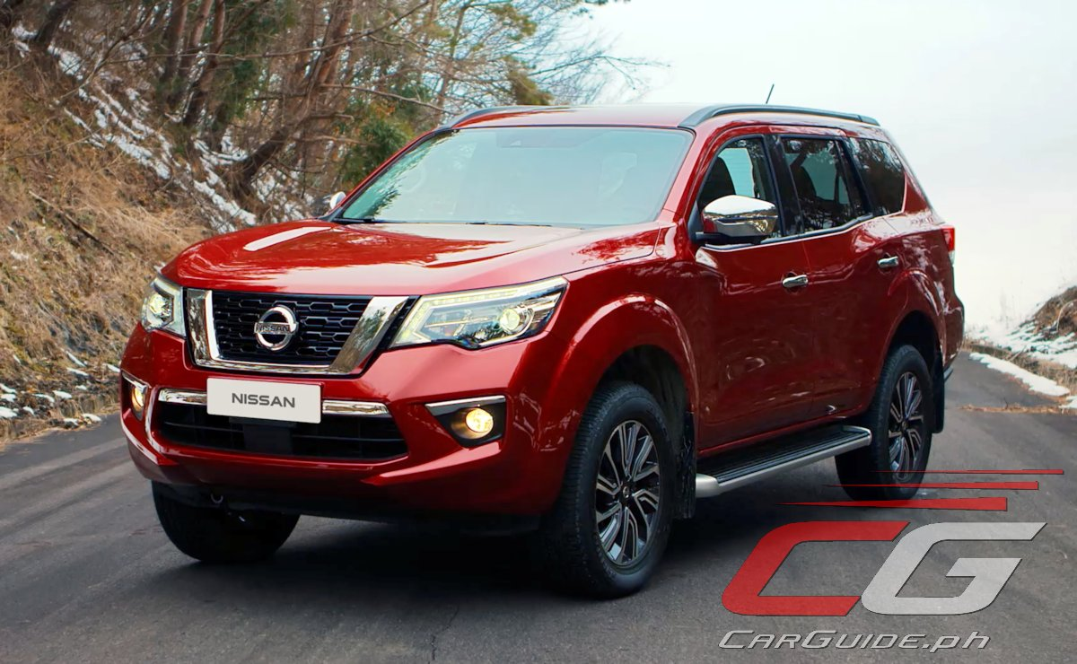 Nissan Officially Launches Terra SUV (w/ Videos ...