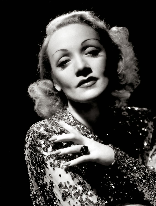 Marlene Dietrich Annex2: WEIRDLAND: Marlene Dietrich: Exhibit On LACMA, Donald