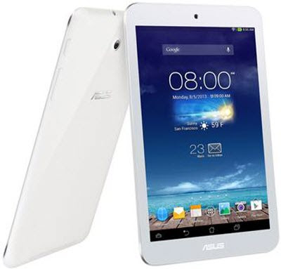 Asus Memo Pad 8 ME180A Complete Specs and Features