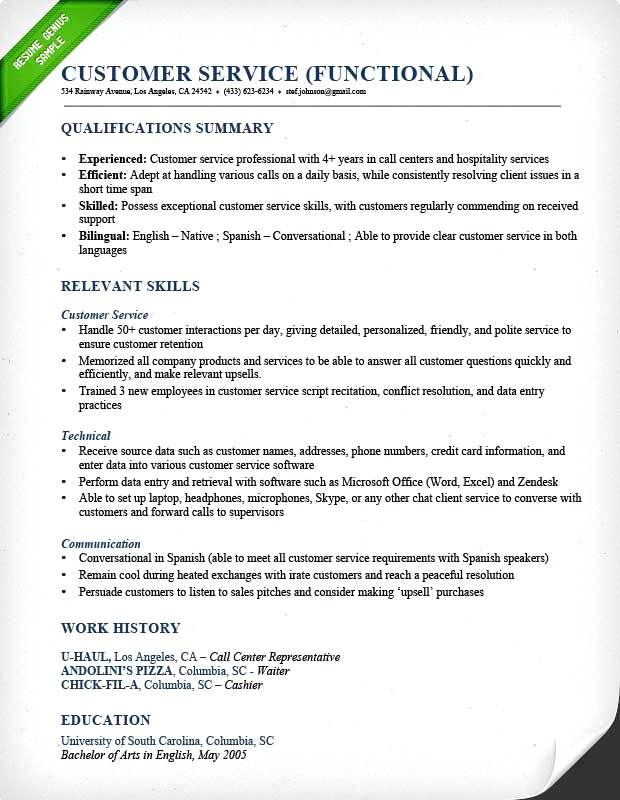 Resume Structure Examples 2019 - Resume Templates