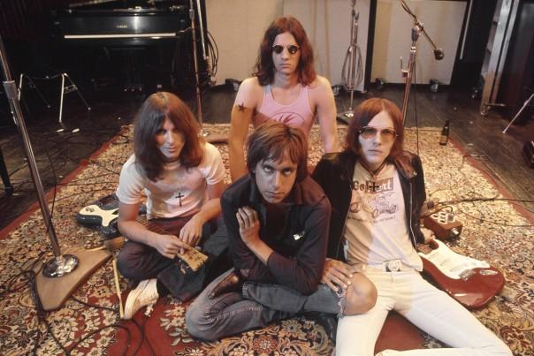 The Stooges en studio