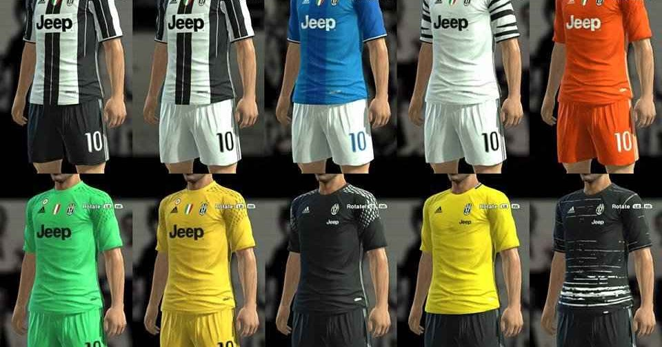 Yükle (960x504)PES 2013 Juventus Kits 2016-17 and Training Kit by  BKRISNAW15 Actualizacion Pes 2013PES 2013 3a5972a97c
