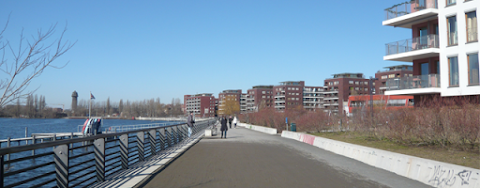 The Rummelsburger Bucht - Berlin