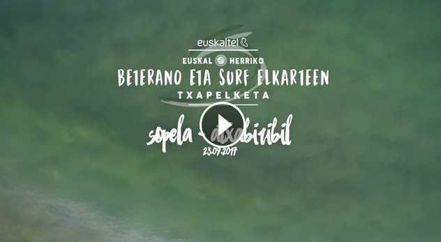 SOPELA ELKARTEARTEKO ETA BETERANOEN TXAPELKETA 2017