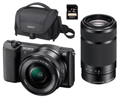 Sony Alpha 5100 (pack)