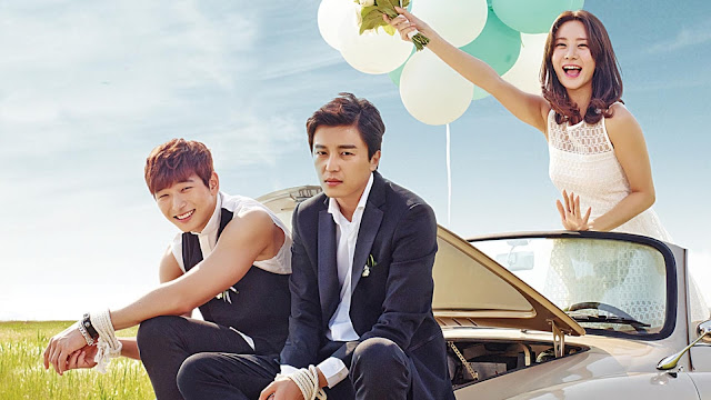 Drama Korea Marriage Not Dating Subtitle Indonesia Episode 1 16