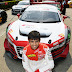 Aditya Patel aims for a podium finish at the Audi R8 LMS Cup in Korea