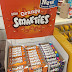 Nestle Orange Smarties Limited Edition are back!
