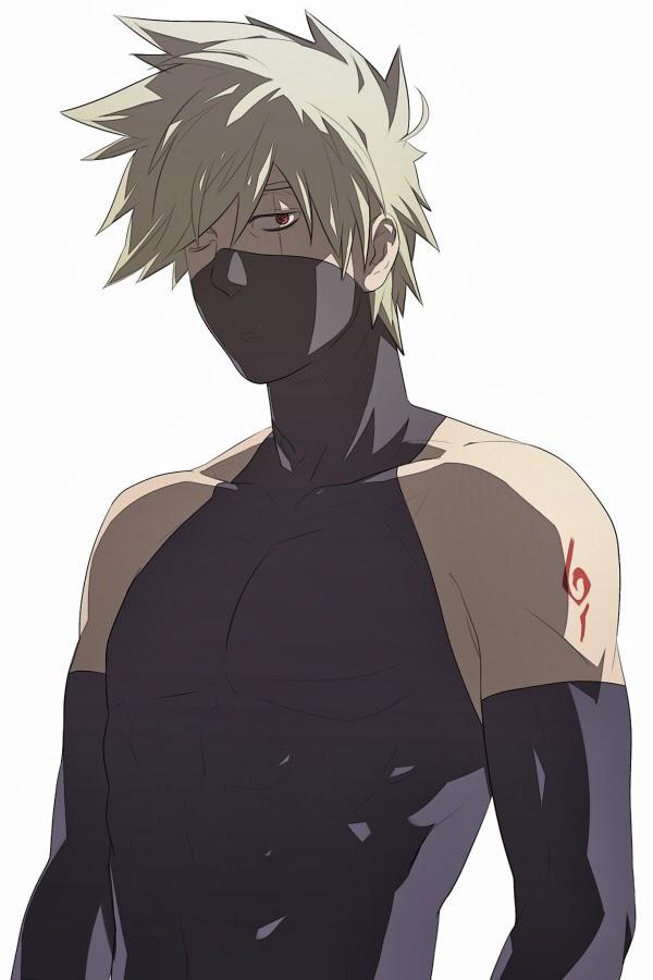Kakashi's Face to be Revealed