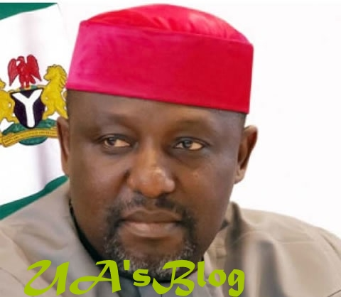 2019 election: Gov. Okorocha warns Imo people against electing criminals