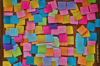 Resultado de imagen de post-it notes