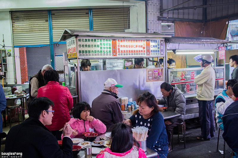 北港朝天宮附近 – 阿等土豆油飯 在地平價人氣美食!