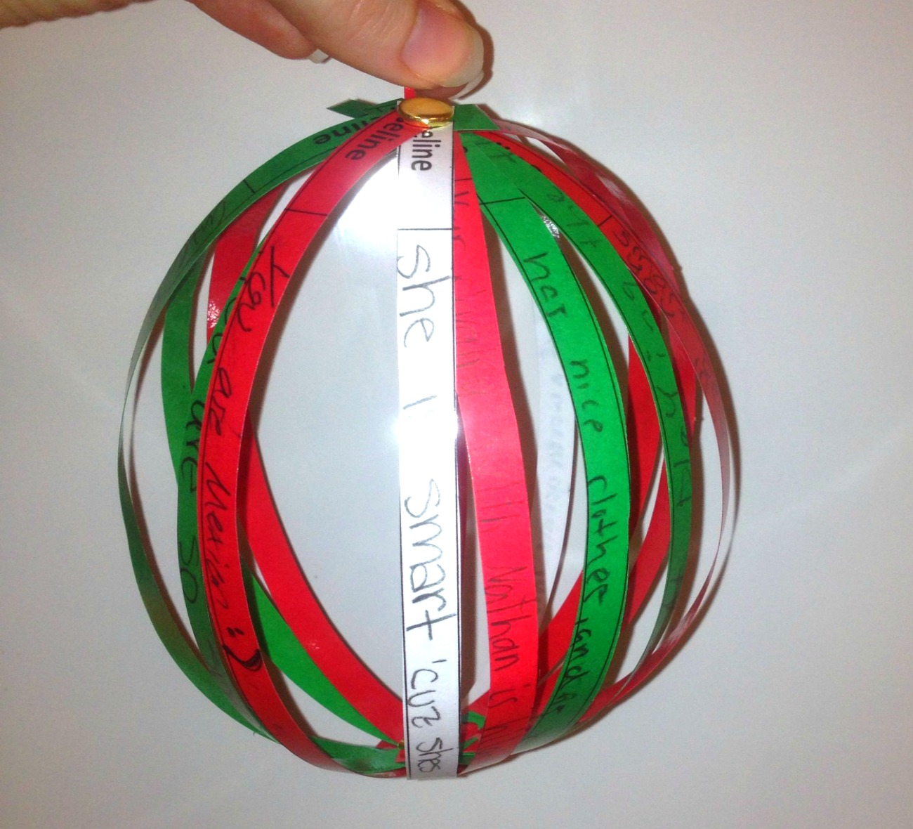 Not Just For Elementary Classroom Kindness Ornaments