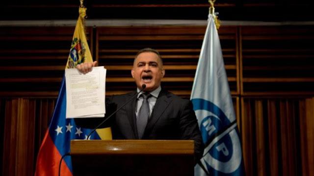 Ilegítimo fiscal de Venezuela envuelto en líos de narcotráfico