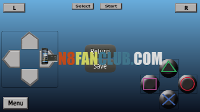 Emulator of psp (ppsspp) _working in symbian/nokia 701_fp2 youtube.