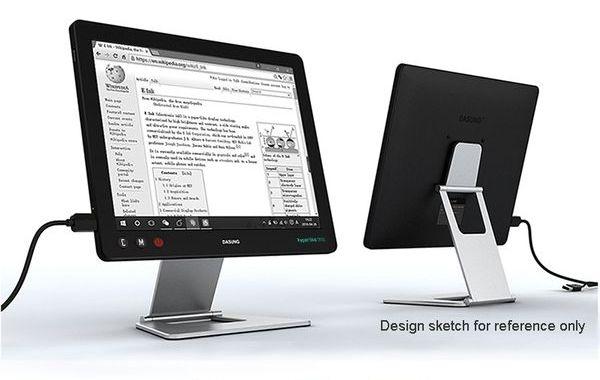 Dasung Paperlike Pro - pierwszy monitor z ekranem E Ink i złączem HDMI