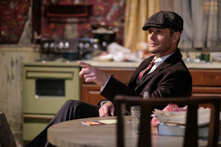"Jensen Ackles as Dean Winchester/Michael in Supernatural 14x02 ""Gods and Monsters"""