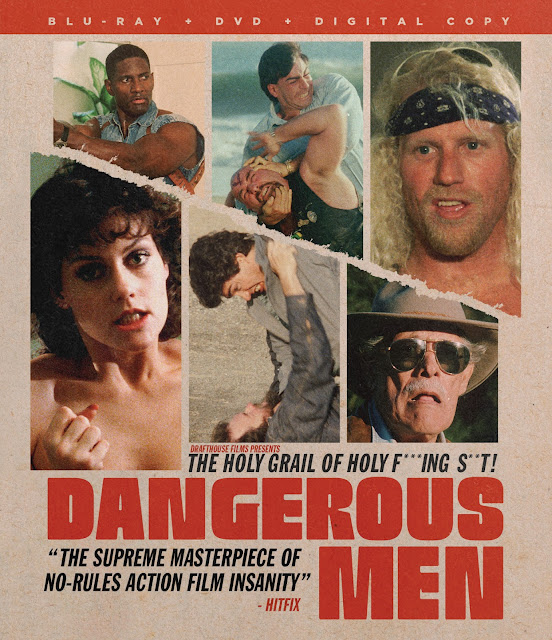 Dangerous Men Blu-ray cover