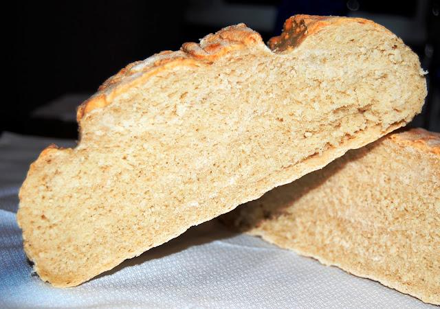 Pan Candeal de Franscisco Tejero. Receta