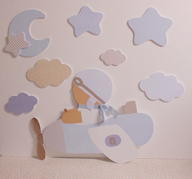 siluetas infantiles personalizadas
