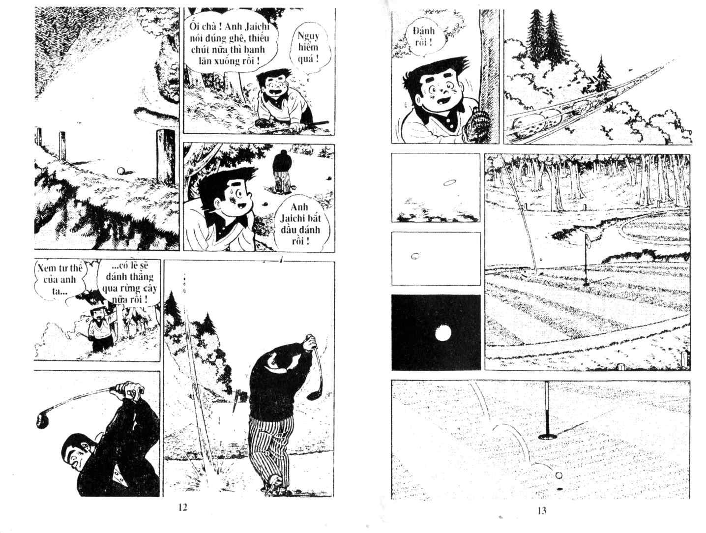 Ashita Tenki ni Naare chapter 16 trang 5