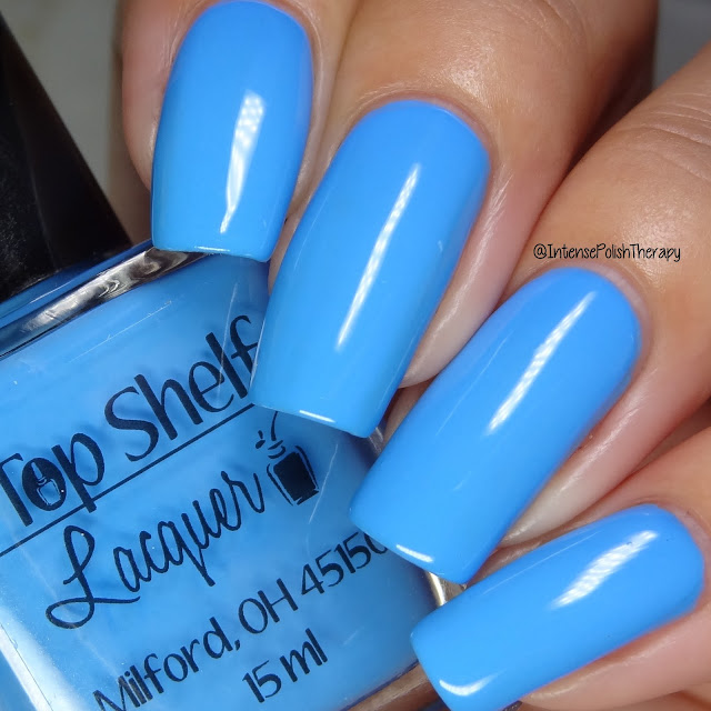 Top Shelf Lacquer - Blueberry Pear Smoothie
