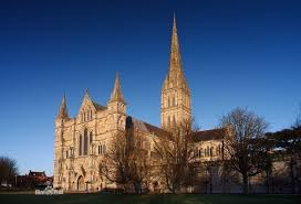 Salisbury Cathedral West Front