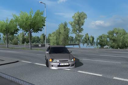 Honda Civic VTEC2 - ETS2 V1.34