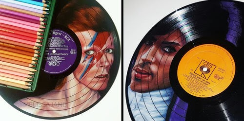 00-Melissa-Jane-Celebrity-Portrait-Drawings-On-Used-Vinyl-Records-www-designstack-co