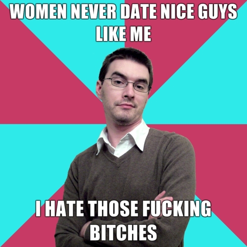 Women hate nice guys
