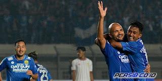 Video Gol & Highlight Persib Bandung vs Persiba Balikpapan 3-1 Piala Presiden 2017