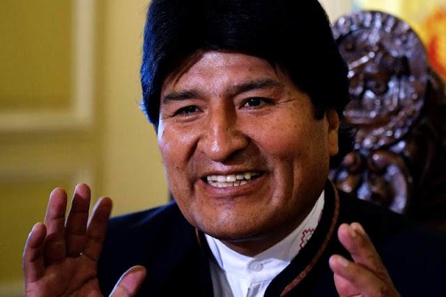 Evo Morales crea una Ley contra la Mentira - La verdad es solo la de él