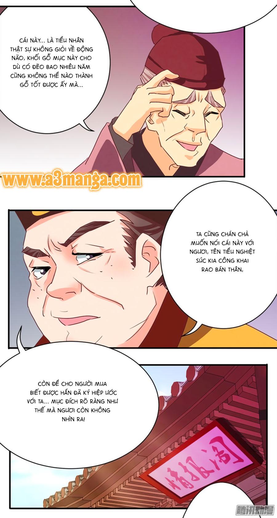 Tú Thiết Chi Thư Chap 41 - Next Chap 42