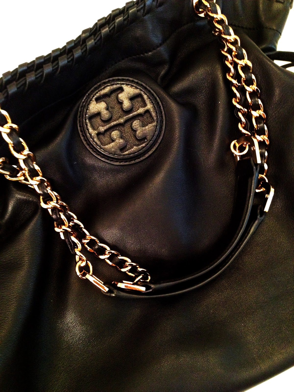ea26dc510c62 Tory Burch Marion Tote. Here are some more similar chain-handled shoulder  bags that I love.