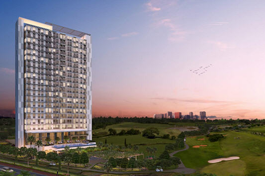 Apartemen Kawana Golf Residence