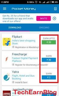 Free Paytm Cash- TechEarnBlog