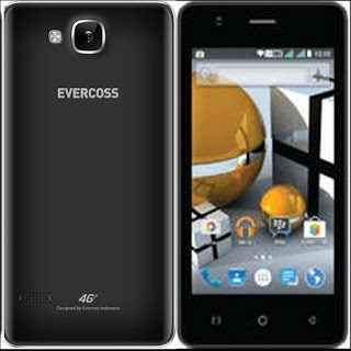 Firmware Evercoss M40A Winner T 4G