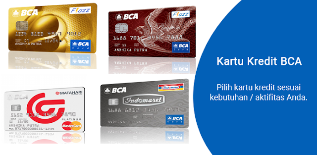 Bca Credit Card Sales Center Area Jakarta Barat Gallerycredit