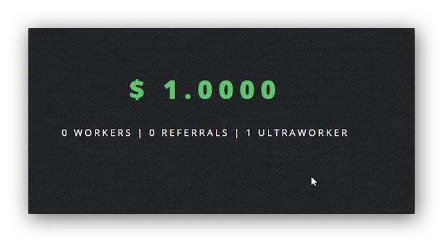 موقع يمكنك من الحصول على اكثر من 1 دولار يوميا بكل سهولة مع هذا الموقع