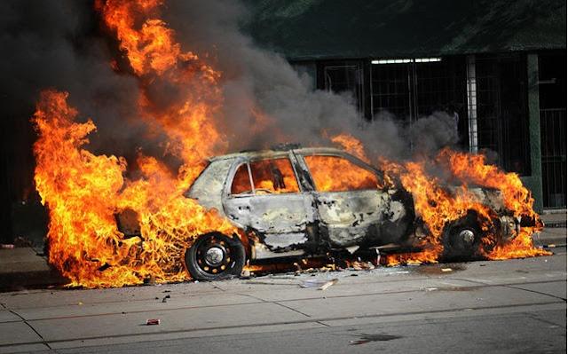 Mengantisipasi Kebakaran Mobil