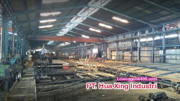 Lowongan Kerja PT. Hua Xing Industri Cileungsi Bogor