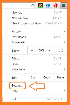 Chrome Options