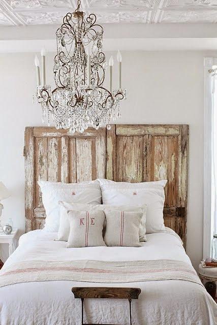 Inspiracje W Moim Mieszkaniu Pomysł Na Zagłówek łóżka