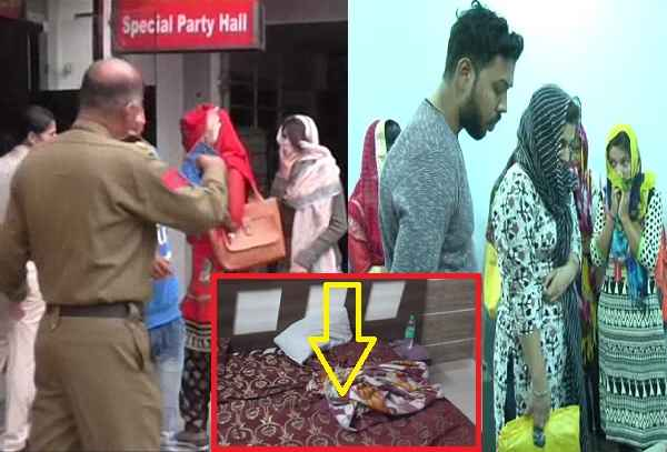 rohtak-police-raid-sex-racket-busted-in-4-hotels-50-college-stuents