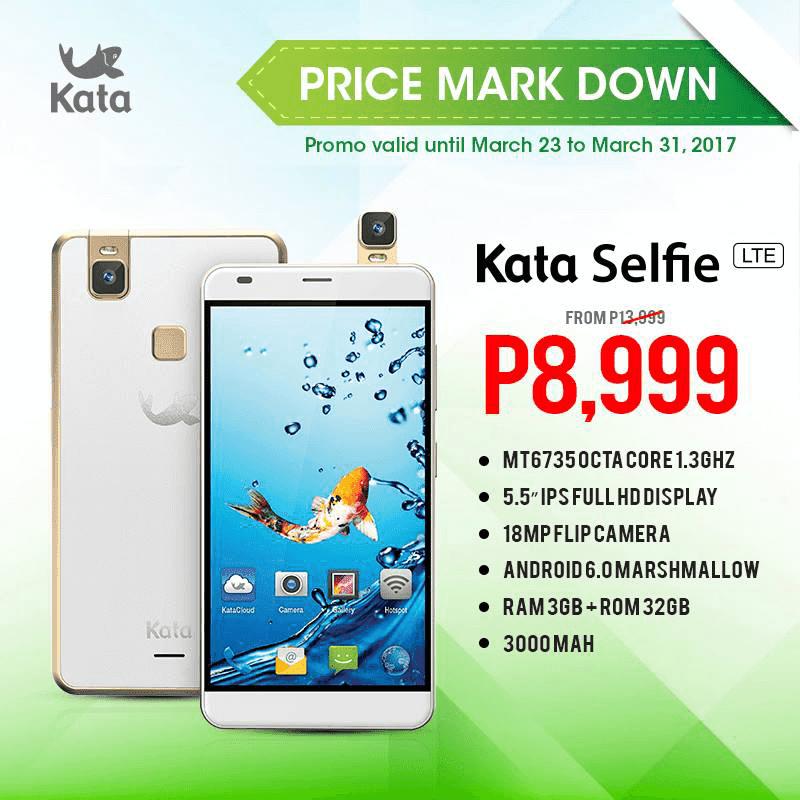 Kata Selfie sale!