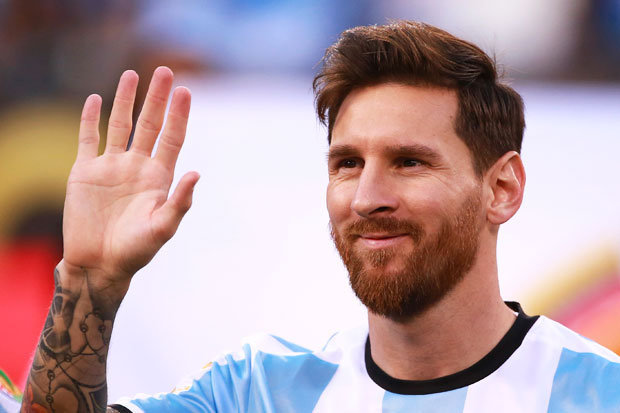 Hand Image Of Messi Footballer , Messy, Messe, Mesie, Masie, Maise