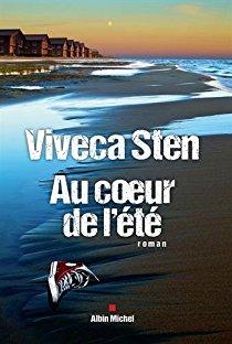"""Couverture de """"Au coeur de l'été"""", de Viveca Sten"""