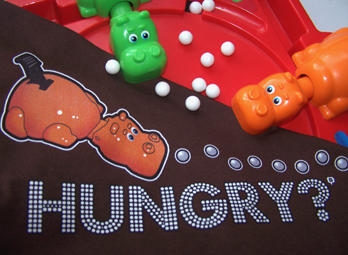 how to put away hungry hippos