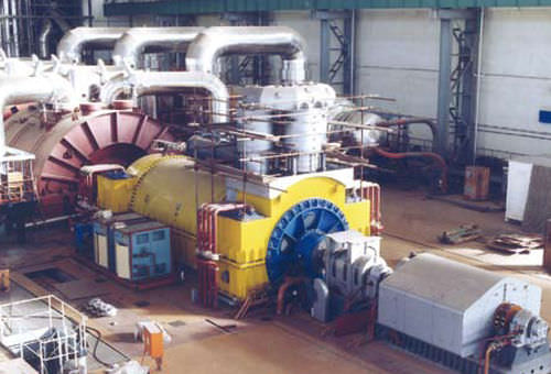 Combined-cycle Turbo-generator 250